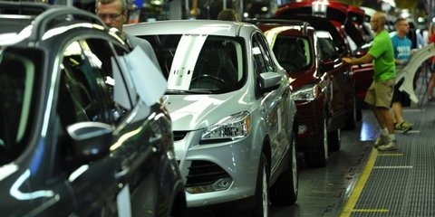 Ford introducing One Manufacturing global production system