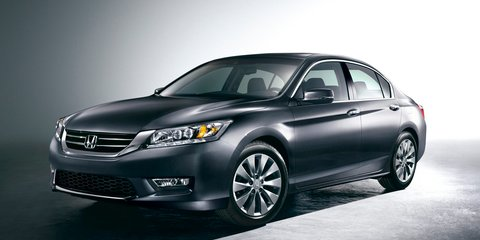 Honda Accord: smaller sedan coming in mid 2013