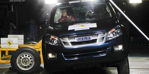 Holden Volt, Renault Megane, Audi A3 and Volvo V40 get 5-star NCAP safety rating