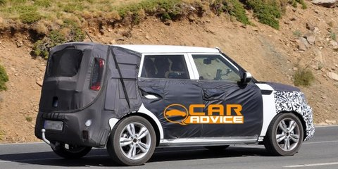 2014 Kia Soul: fresh styling for quirky Korean box