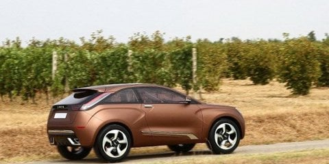 Lada XRAY concept: Russia's Evoque debuts in Moscow