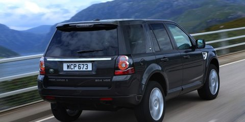 Land Rover Freelander 2: new engine, fresh interior for entry-level SUV