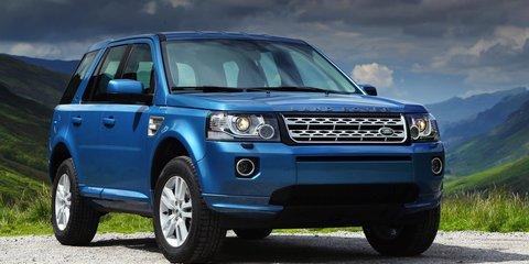 Land Rover Freelander 2: new engine, fresh interior for entry-level SUV