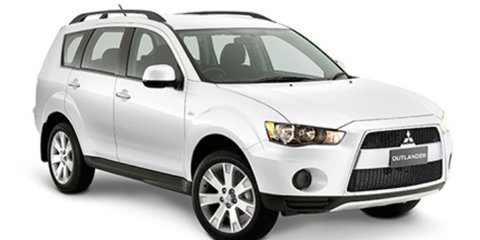 Mitsubishi Outlander Enhancement Pack adds value to runout SUV
