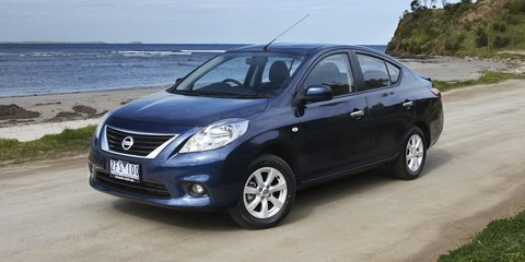 Nissan Almera: Australian prices and specifications
