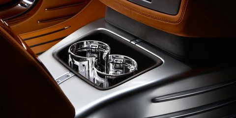 Rolls-Royce Phantom Coupe Aviator Collection revealed