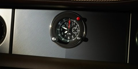 Rolls-Royce Phantom Coupe Aviator Collection revealed