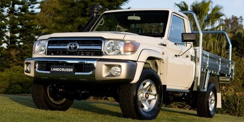 Toyota LandCruiser 70 Series update adds ABS and more gear