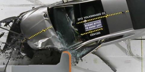 Audi, Lexus, Mercedes-Benz crunched by new crash test
