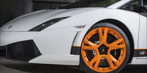 Lamborghini Gallardo LP550-2 GZ8 Editione Limitata for China only