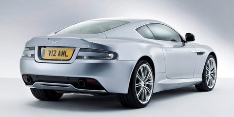 Aston Martin DB9 updated for 2013; Virage death confirmed