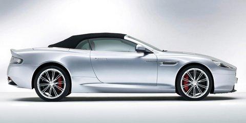 2013 Aston Martin DB9 Volante - Side