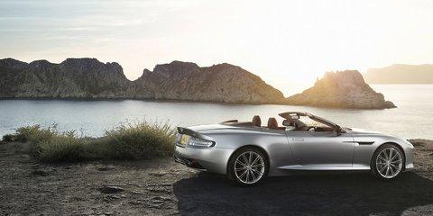 2013 Aston Martin DB9 - Volante