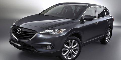 2013 Mazda CX-9 unveiled: global debut in Australia