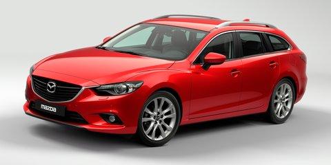 2013 Mazda6 wagon revealed