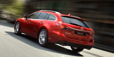 2013 Mazda6 wagon revealed