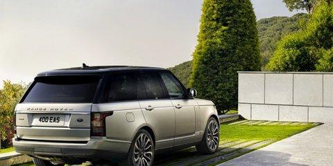 Range Rover Hybrid to achieve 6.3L/100km