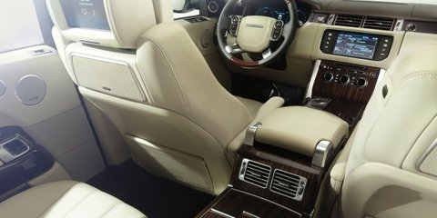 2013 Range Rover: Australian pricing and specifications