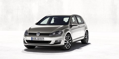 2013 Volkswagen Golf: first official pictures