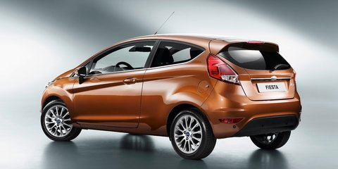 2013 Ford Fiesta: updated city car revealed