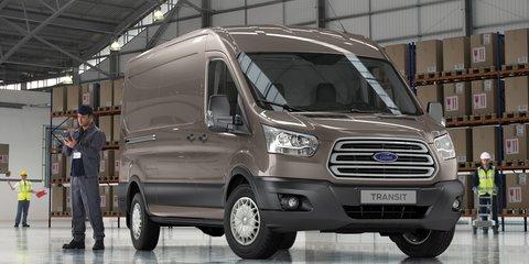 2013 Ford Transit: next-generation vans revealed