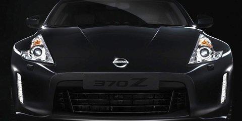 2013 Nissan 370Z styling tweaks previewed
