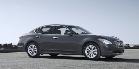 Infiniti, Nissan: V8 engines on the way out