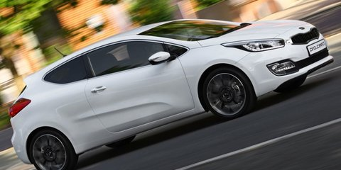 Kia pro_cee'd turbo hot-hatch all but confirmed