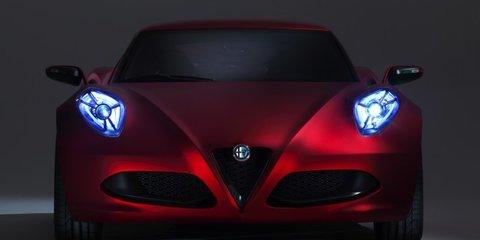 New Maserati sports car set to debut at 2012 Paris motor show