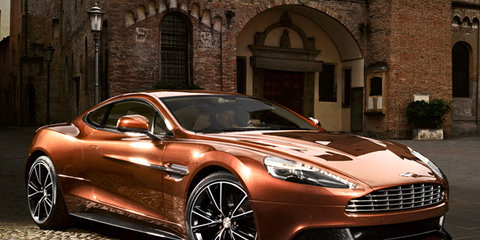 Aston Martin Virage to be axed