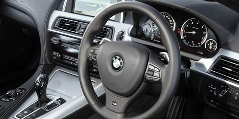 BMW 6 Series Gran Coupe - Interior