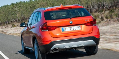 BMW X1 update: new line-up brings new engines