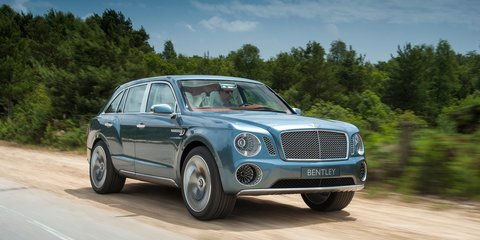 Range Rover will beat new wave of super-luxury SUVs