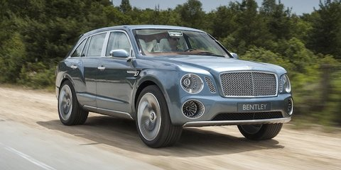 Bentley appoints new design director ahead of SUV production