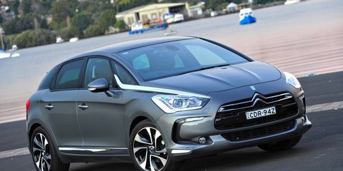 Citroen DS5: French crossover wagon on sale in Australia
