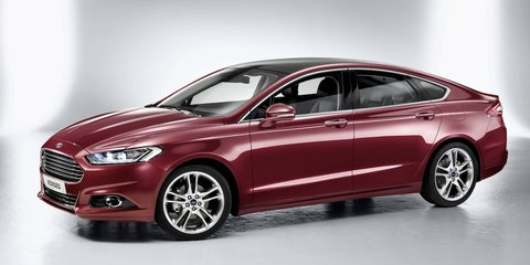 2013 Ford Mondeo: 1.0-litre EcoBoost confirmed, but not for Australia