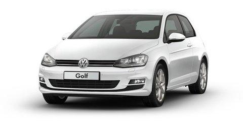 Volkswagen Golf Mk7 configurator reveals three-door model