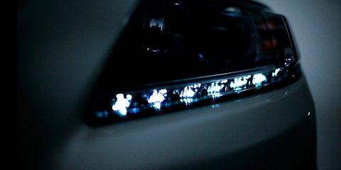 Honda CR-Z update teased ahead of Paris debut