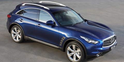 Infiniti pips Germans in US brand attachment index