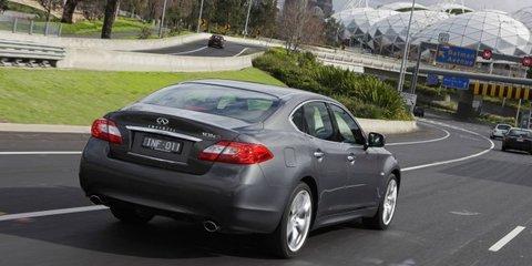 Infiniti Q70 price cut $7500 due to poor sales; GT petrol now $68,900
