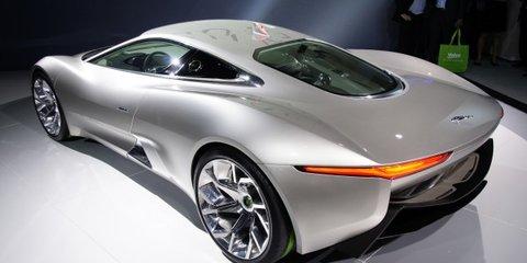 Jaguar C-X75 hybrid supercar on verge of testing phase