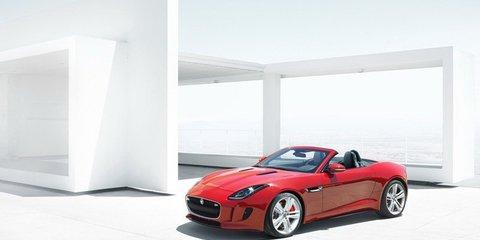 Jaguar F-Type: rear end, interior revealed in more leaked images