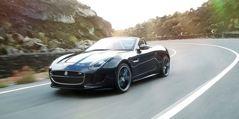 Jaguar F-Type our first real sports car for 50 years, says British brand