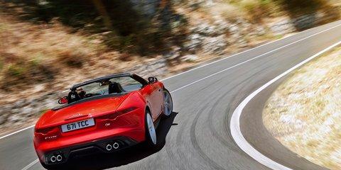 Jaguar F-Type: photo gallery
