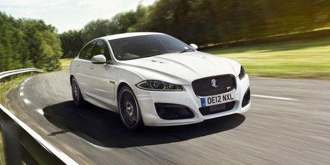 Jaguar XFR Speed Pack makes British luxury muscle sedan faster