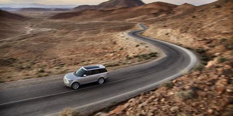2013 Range Rover: full image gallery
