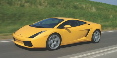 Lamborghini Gallardo Coupe - 1