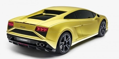 Lamborghini Gallardo range update extends bull's run