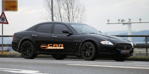 Maserati confirms Ghibli sedan and Levante SUV names