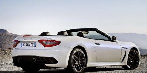 Maserati GranCabrio MC Stradale revealed